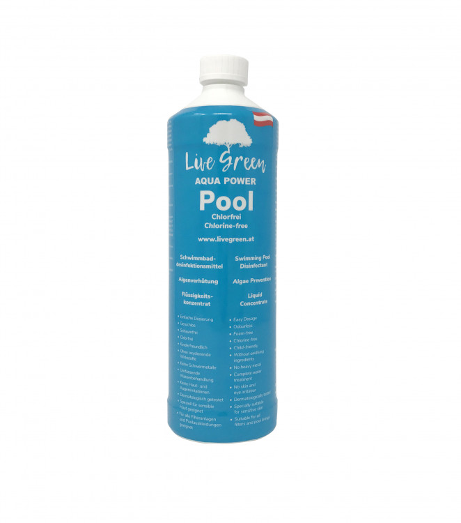 Artikel Nr. 2862: Aqua Power Pool 1l