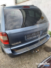 Auktion Chrysler Grand Voyager zum Schlachten