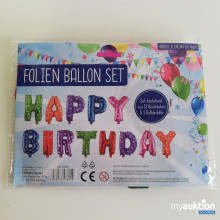 Artikel Nr. 8740: Folien Ballon Set