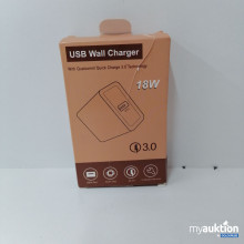 Auktion USB Wall Charger 18w
