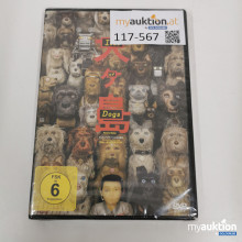 Auktion DVD Isle of Dogs
