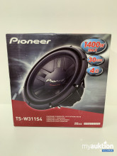 Auktion Pioneer Subwoofer TS-W311S4
