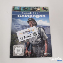 Auktion DVD Expedition Galapagos