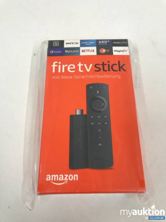 Artikel Nr. 131215: Amazon Fire TV Stick mit Alexa Sprachfernbedienung