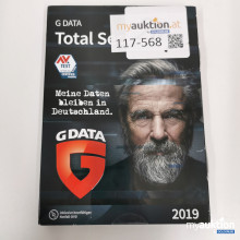 Auktion GData Total Security 2019