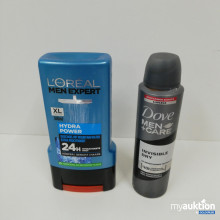Artikel Nr. 144903: Loreal Men Expert Duschgel & Dove Men + Care Set