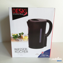 Auktion Wasserkocher 1,7L