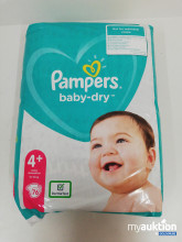 Auktion Pampers Baby-dry