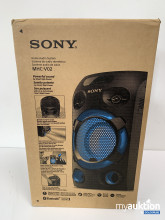 Auktion Sony Home Audio System MHC-V02