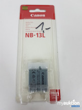 Auktion Canon Battery Pack NB-13L