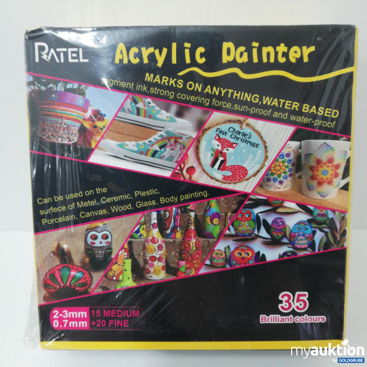 Artikel Nr. 142288: Ratel Acryl Painter