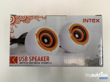 Auktion Intex Multimedia Speaker 2.0