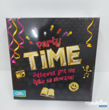 Auktion Party Time