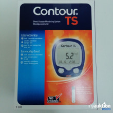 Auktion Contour TS Blood Glucose Monitoring System