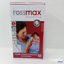 Auktion Rossmax HA500 Temple Thermometer