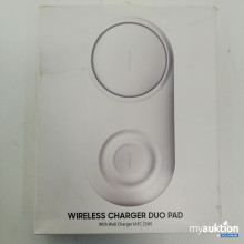 Artikel Nr. 129880: Wireless Charger Duo Pad