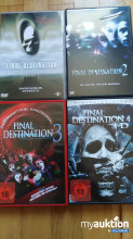 Artikel Nr. 20324: DVD Final Destination 1-4