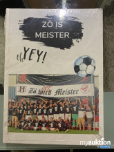 Auktion Zö is Meister