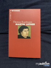 Auktion Martin Luther