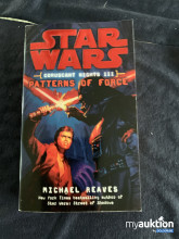 Auktion Star Wars Patterns of Force