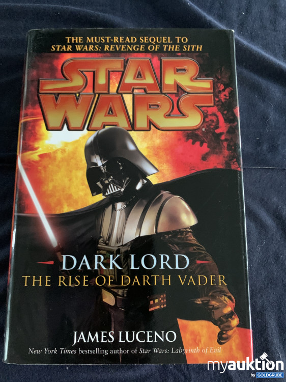 Artikel Nr. 124629: Star Wars Dark lord