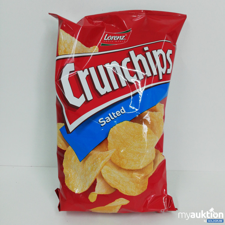Artikel Nr. 13404: Crunchips Salted 175g