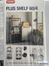 Artikel Nr. 121137: Keter Regal Plus Shelf 60/4