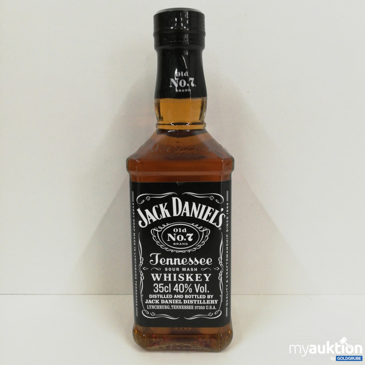 Artikel Nr. 13424: Jack Daniels Whiskey 350ml