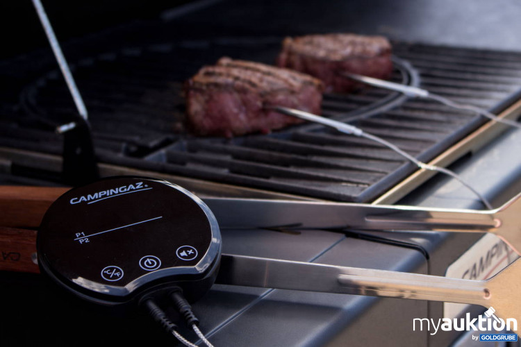 Artikel Nr. 11610: Bluetooth BBQ Thermometer