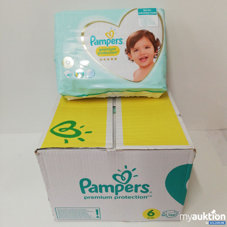 Artikel Nr. 142383: Pampers Premium Protection 6