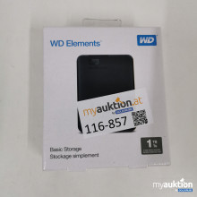 Auktion WD Elements 1TB