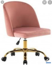Auktion Porthos Home Chair Pink