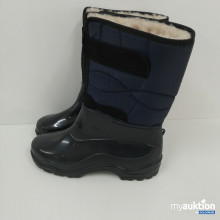 Auktion Wellington Winterstiefel