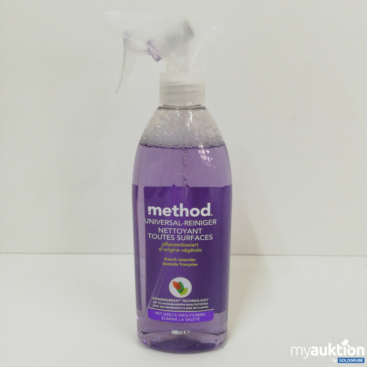 Artikel Nr. 113159: Method French Lavender Surface Cleaner 490ml