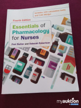 Auktion Essentials of Pharmacology for Nurses