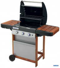 Auktion Gasgriller 3 Series Woody LX - Campingaz