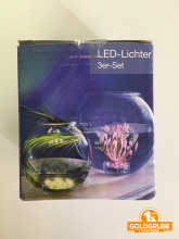 Auktion LED Lichter